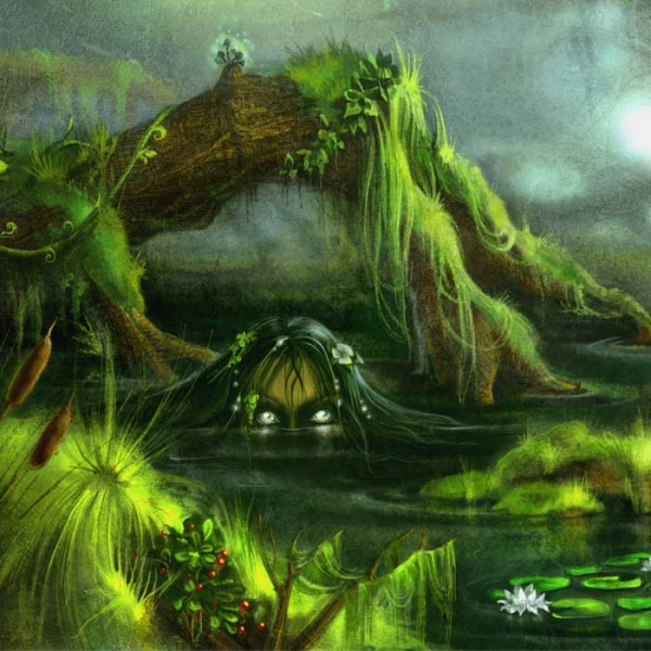 Картинки по запросу 1 марта день кикимор – болотных духов