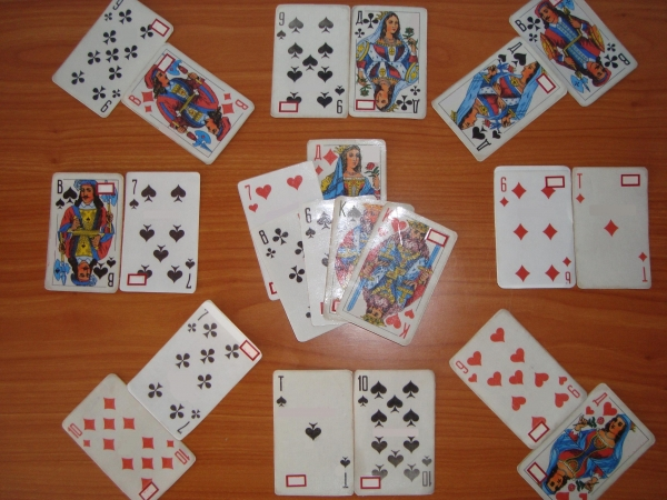 номера гадание на игральни картах онлайн Москве