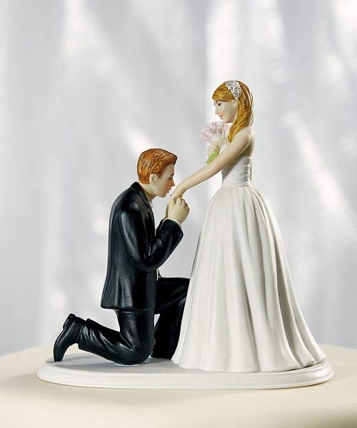 Статуэтка жених и невеста