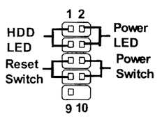 Ms-7528 схема подключения